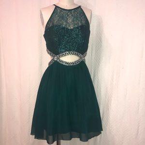 Green Formal Dress